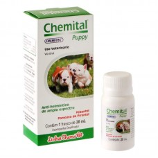 837 - CHEMITAL PUPPY 20 ML