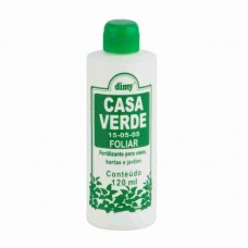 22973 - CASA VERDE FOLIAR 120ML
