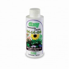 22968 - FERTILIZANTE LIQUIDO DIMY 4-14-8 120ML