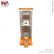 21999 - DISPENSER DOMESTICO LARANJA 40 L