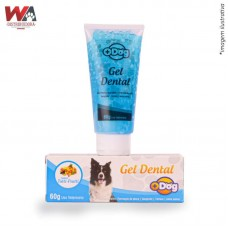 17621 - GEL DENTAL MAIS DOG TUTTI-FRUTI 60G
