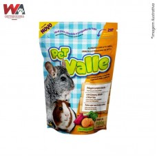 16850 - PET VALLE 500G (CHINCHILA E P. DA INDIA)