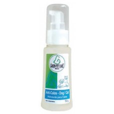 527 - ANTI CALOS GEL GREEN PET 50ML