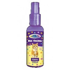 9322 - COLONIA DEO GATOS 110ML PLASTPET