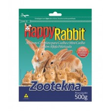 16857 - HAPPY RABBIT (COELHOS) 500G
