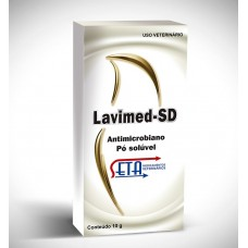 18689 - LAVIMED SD PO SOLUVEL 10G