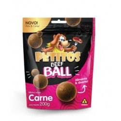 19064 - PETITOS BEEF BALL CARNE 200GR