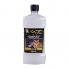 1092 - SHAMPOO COND GATOS 500ML (WORLD)