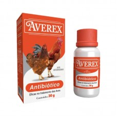 19423 - AVEREX ANTIBIOTICO 30GR